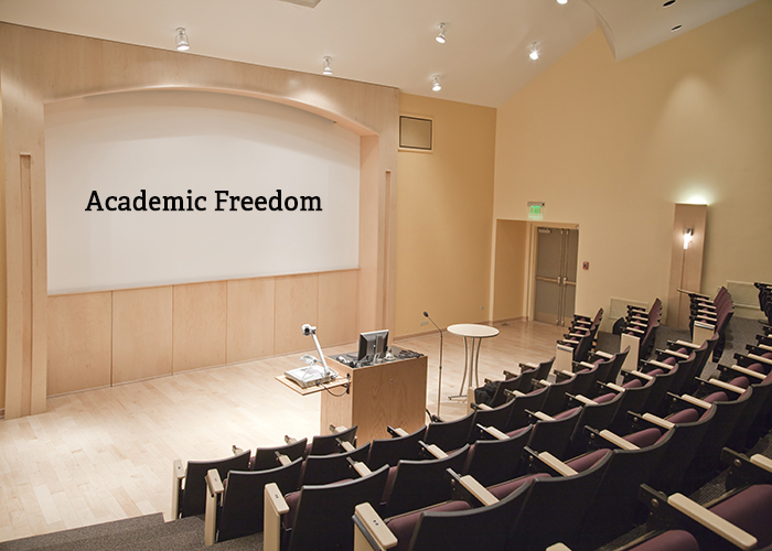 Cynthia Maughan Student Faith Academic Freedom Charter of Rights and Freedoms Free Speech